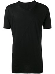Thom Krom Short Sleeve T Shirt Black