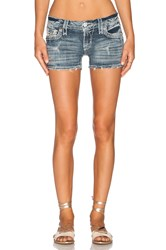 Rock Revival Clover Short H8