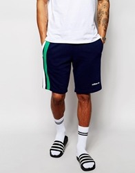 Adidas Originals Fitted Shorts Navy