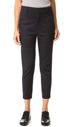 Vince Carrot Chino Pants Black