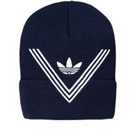 Adidas X White Mountaineering Knit Cap Blue