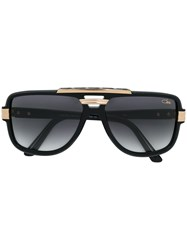 Cazal 8037 Sunglasses Unisex Acetate Metal Black