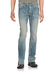 Prps Faded Cotton Jeans Light Wash
