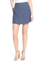 Women's Paul And Joe Sister 'Tribord' Cotton And Linen Skirt