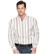 Scully Signature Series Rob Shirt Cream Clothing Beige