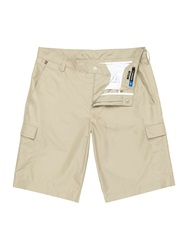 J Lindeberg Golf Lawrence Micro Twill Chino Shorts Beige