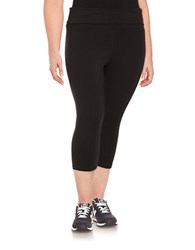 Marc New York Cropped Performance Pants Black