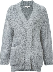 Iro Oversized Cardigan Grey