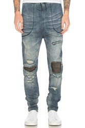 I Love Ugly Re Engineered Zespy Pants Denim