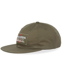 Mhi Maharishi Shattered Miltype 6 Panel Cap Green