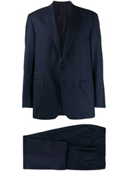 Brioni Classic Two Piece Suit Blue