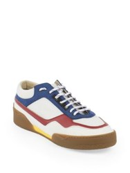 Stella Mccartney Cotton Buckle Shoes Indian Ivry