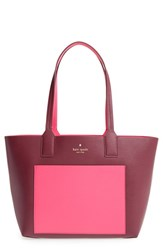 Kate Spade New York Jones Street Small Posey Reversible Leather Tote