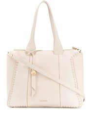 Liu Jo Shopping Tote Neutrals