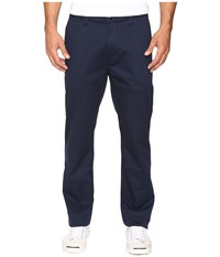 Quiksilver Everyday Union Stretch Chino Navy Blazer Men's Casual Pants