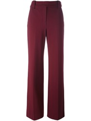 Dorothee Schumacher 'Effortless Essence' Trousers Pink And Purple