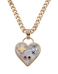 Maria Francesca Pepe Jewellery Necklaces Women Gold