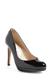 Lk Bennett Women's L.K. 'Sledge' Pump Black Patent