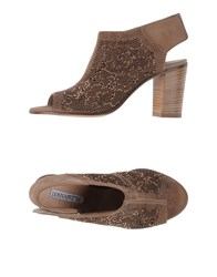 Donna Piu Footwear Sandals Women Brown