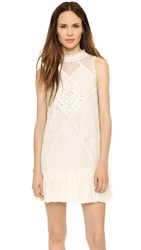 Free People Angel Lace Dress Ivory