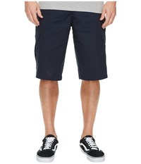 Dickies 13 Relaxed Fit Mechanical Stretch Cargo Shorts Dark Navy Men's Shorts