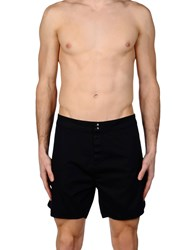 Lightning Bolt Beach Shorts And Pants Black