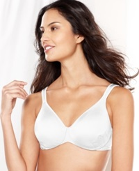 Bali Live It Up Seamless Underwire Bra 3353 White