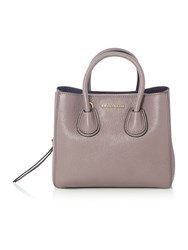 Coccinelle Celly Taupe Mini Tote Bag Taupe