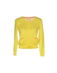 Fred Mello Cardigans Yellow