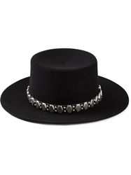 Saint Laurent Studded Hat