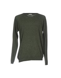 M.Grifoni Denim Sweaters Military Green