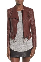 Blank Nyc Women's Blanknyc Faux Leather Jacket Touch And Go