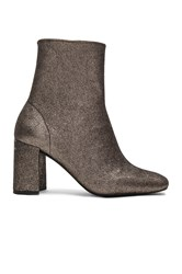 Jeffrey Campbell Cienega Lo Booties Metallic Silver