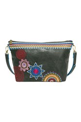 Desigual Bag Catania Amber Black