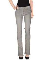 Mother Denim Pants Grey