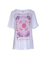 Scee By Twin Set Topwear T Shirts Women White