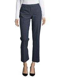 Calvin Klein Petite Cropped Dress Pants Indigo