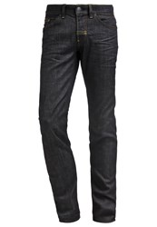 Meltin Pot Maner Slim Fit Jeans Blueblack Denim Blue Black Denim