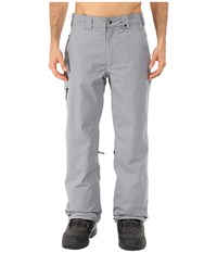686 Authentic Standard Pant Grey Men's Outerwear Gray