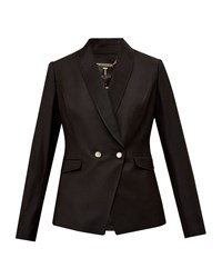 Ted Baker Tiorna Double Breasted Blazer Black