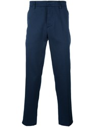 Dondup Chino Trousers Blue