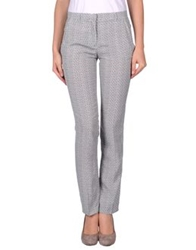 Peter Som Casual Pants Light Grey