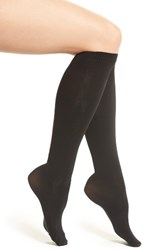 Dkny Women's Opaque Knee High Socks