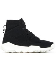 Nike 'Sfb Field' Hi Top Sneakers Black