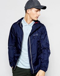 Tommy Hilfiger Hilfiger Denim Nylon Lightweight Jacket Navy