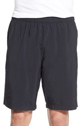 Mountain Hardwear Men's 'Refueler' Athletic Shorts Black Black