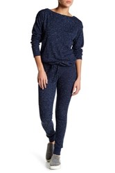 Alternative Apparel Getaway Thermal Legging Blue