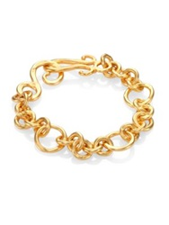Stephanie Kantis Coronation Small Chain Bracelet Gold