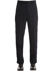 Our Legacy 24Cm Wool Crepe Pants W Side Bands