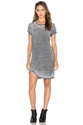 Candc California Marla Dress Charcoal